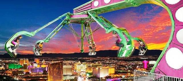Stratosphere Las Vegas Insanity