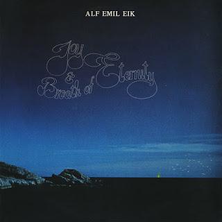 Alf Emil Eik - 1979 - Joy & Breath Of Eternity