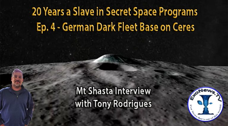 UFOs-Disclosure: 20 Years a Slave in Secret Space Programs ...