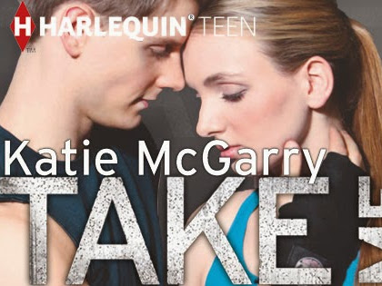 BOOK BLITZ - Take Me On by Katie McGarry **GIVEAWAY**
