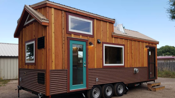 Mitchcraft Tiny Home