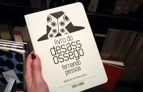 O Livro Do Desassossego Fernando Pessoa Blog Papel Papel