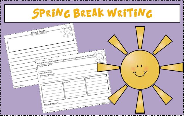 Spring Break Essay | Cram