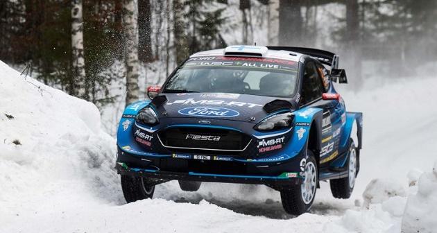 WRC Ράλλυ Σουηδίας 2η μέρα: Μπροστά ο Suninen, εκτός οι Ogier & Latvala   Βίντεο
