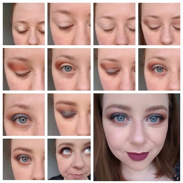 Makeup Revolution #Revoholic Eyes Palette