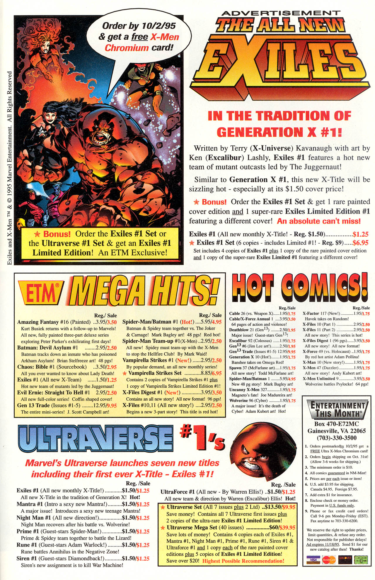 Read online X-Force (1991) comic -  Issue #47 - 22