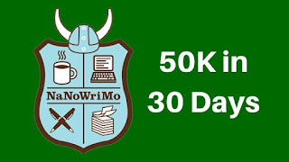 #NaNoWriMo: Writing 50K in 30 Days