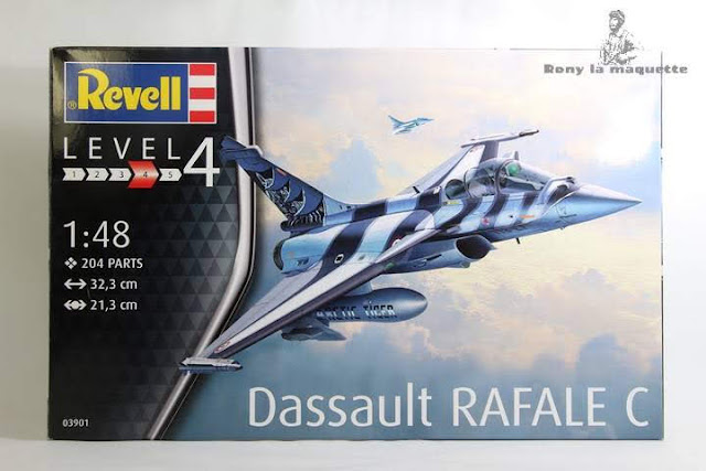 Rafale C Revell 1/48