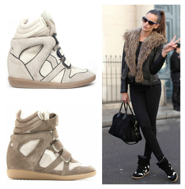 sneakers moda Isabel Marant runner tendencias