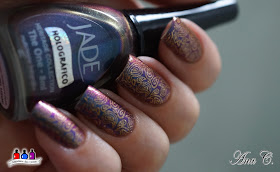 Jade, Jade heritage, the one, Esmalte Multichrome, betina b-04