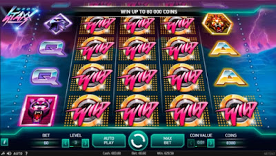 Neon Staxx free video slot
