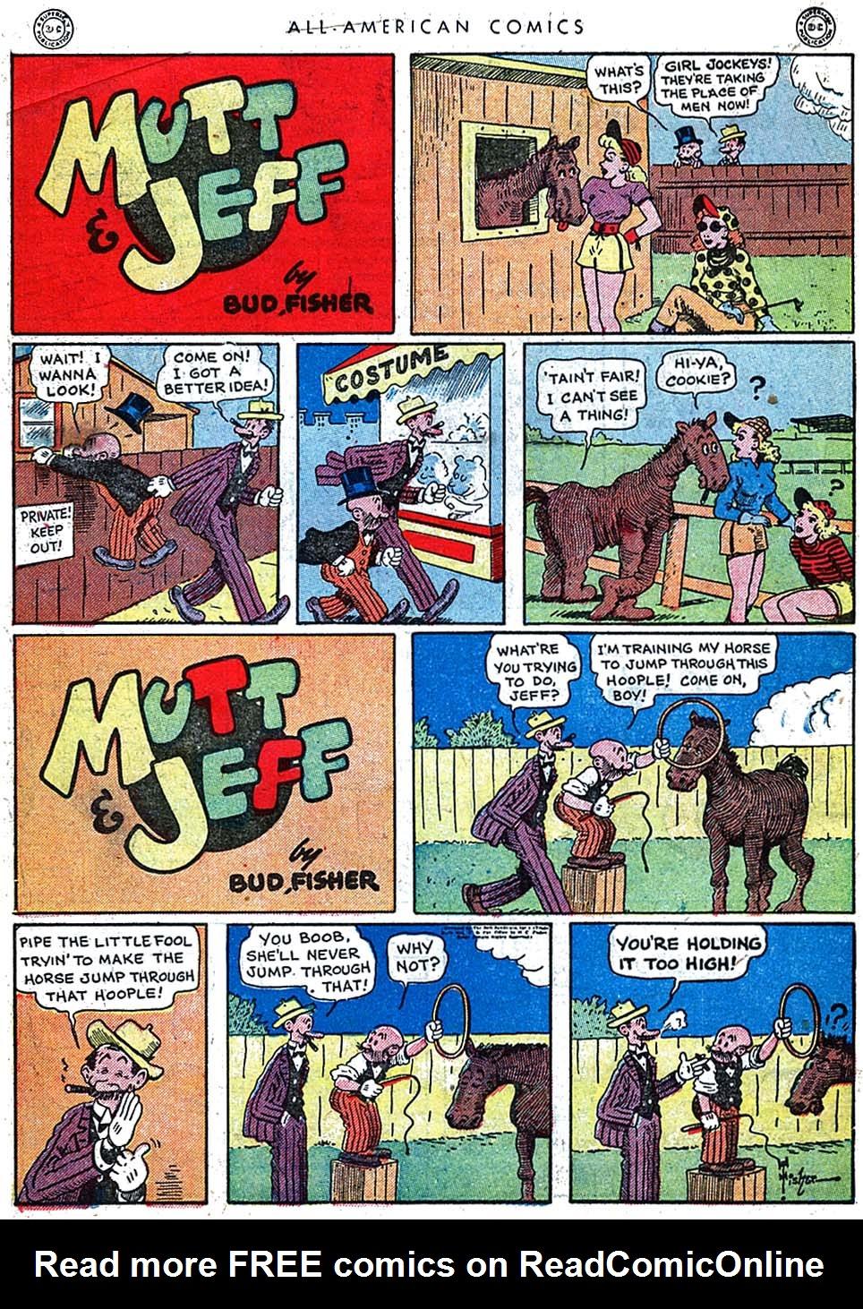 Read online All-American Comics (1939) comic -  Issue #62 - 26
