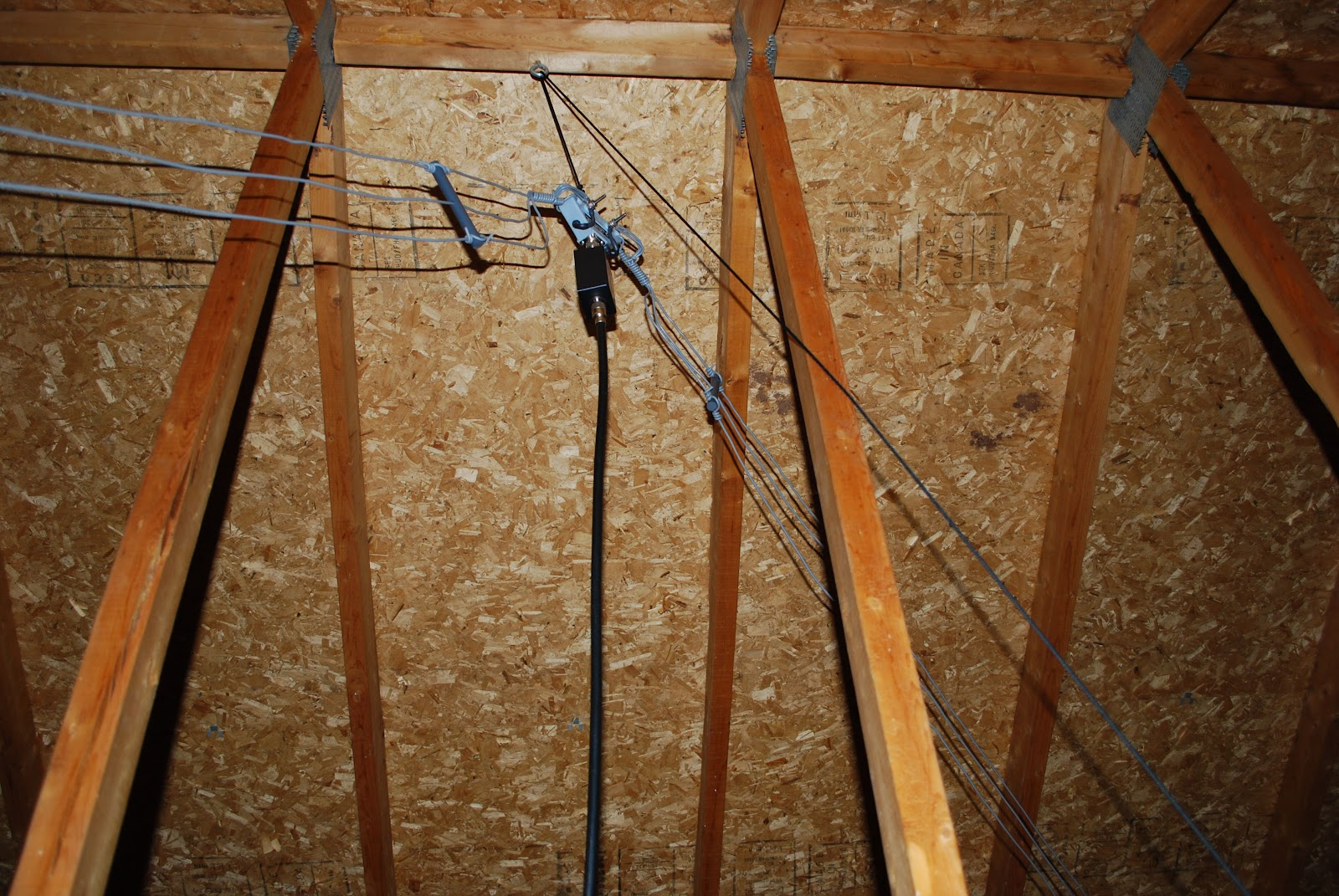 A Trip Into The Attic Ham Shack Wiring Diagrams Alpha Delta Dx Ee With Balun