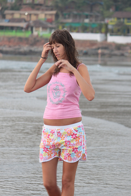 Girlfriend Nude Beach