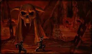 Imagem do jogo Mortal Kombat: Shaolin Monks PS2 site: JSV