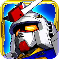 Download SD Gundam G Generation Frontier Apk Mod
