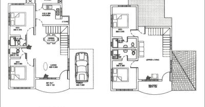 Kerala House Plans | Home Plans with Photos | Kerala House ...