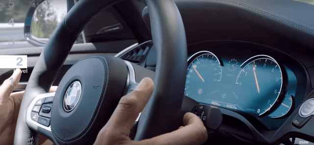The Future of Autonomous Driving