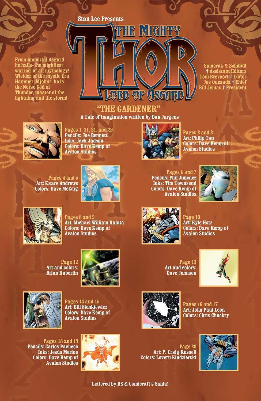 Thor (1998) Issue #57 #58 - English 17