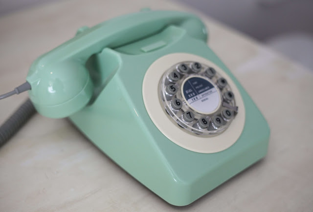 sixties telephone