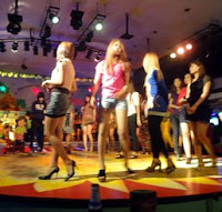 Nightlife Girls Power Light Yangon