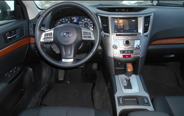 2017 Subaru Legacy 3.6R Limited Review