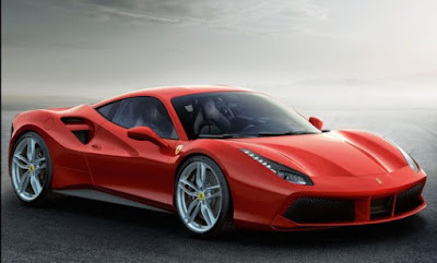2016 Ferrari 488 GTB Car HD Wallpaper
