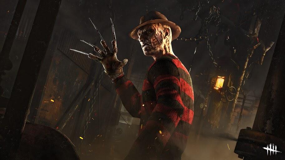 Freddy Krueger, Dead by Daylight, 4K, #4.3206