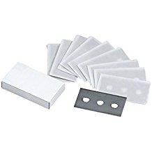 Miele - Cuchilla de repuesto para rascar hornos eléctricos y vitrocerámicas (número de pieza: 4380630)