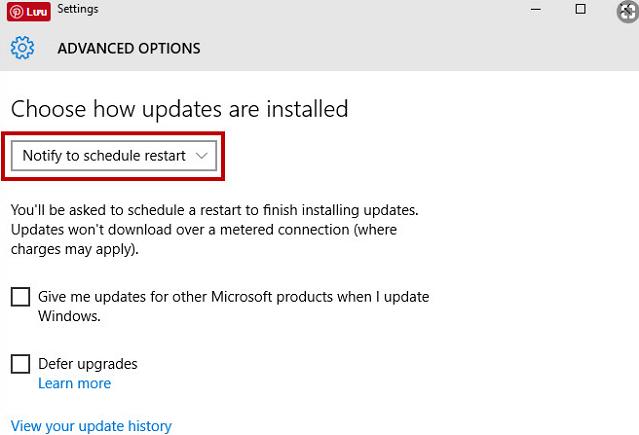 Tắt Update Windows 10 nhanh chóng, đơn giản, hiệu quả nhất c