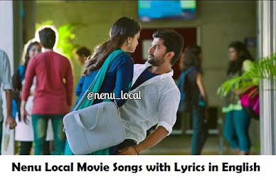 Next Enti ? Song Lyrics in Telugu-English Nenu Local Nani Keerthy Suresh