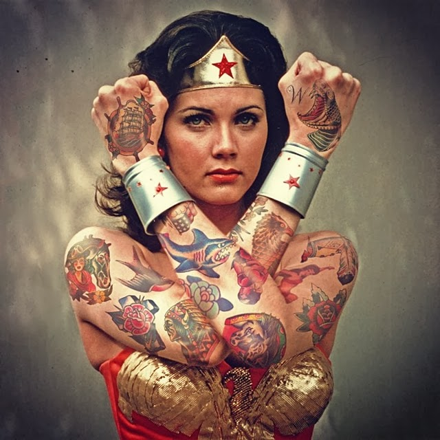 18-Lynda-Carter-Wonder-Woman-Cheyenne-Randall-Shopped-Tattoos-Tattooed-Celebrities-www-designstack-co