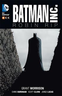 Batman Inc. Robin R.I.P.