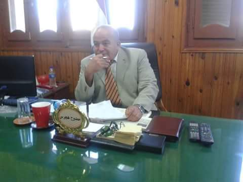 رئيس مركز ومدينة السنطة يأمر بعدم حرق قش الارز والمخلفات الزراعية.