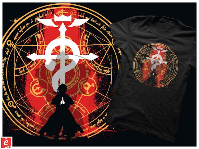 black shirt+printing shirt+graphic shirt+anime shirt+manga shirt+otaku shirt+anime gift+cool gift idea+RedBubble+MeFO