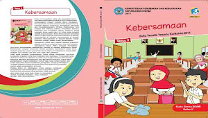 Buku Siswa Kelas 2 SD Tema 7 Kebersamaan Semester 2 K13 Revisi 2017