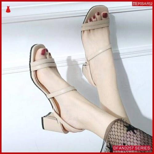 DFAN3257S32 Sepatu Dd 03 Hak Wanita Tahu Sepatu BMGShop