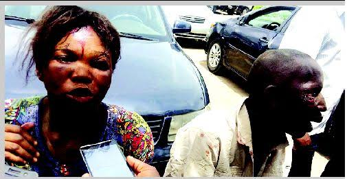 Woman Rescued From Suspected Kidnappers, Ritualists In Lagos