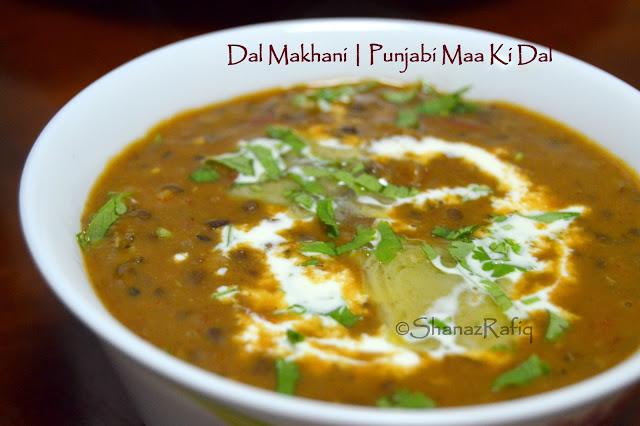 Punjabi Ma Ki Dal