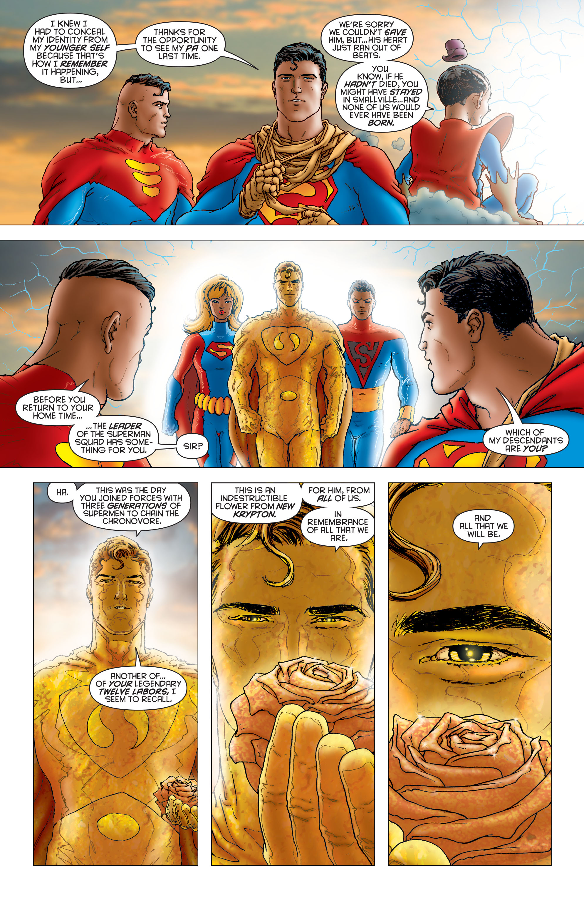 Read online All Star Superman comic -  Issue #6 - 21