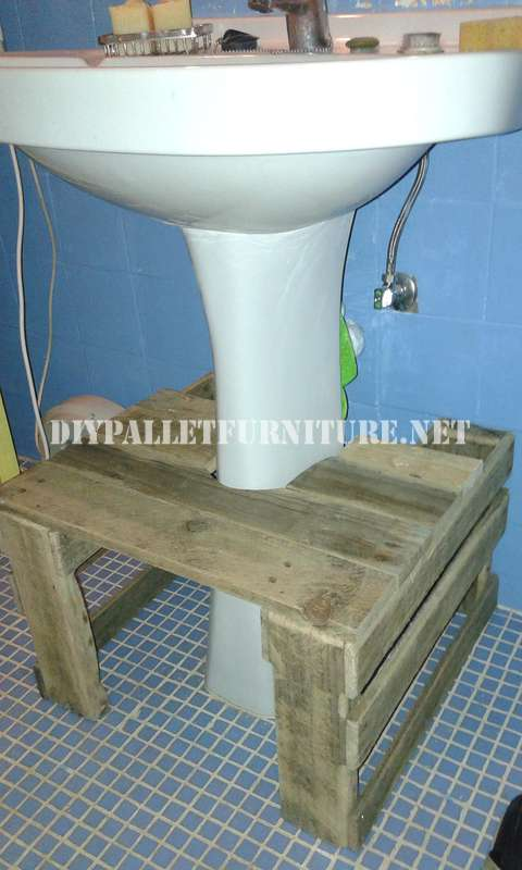 Mueble para el lavamanos del ba o - Mueble para debajo del lavabo ...