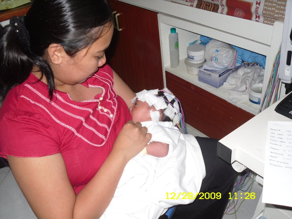 MaiBlog: My miracle baby