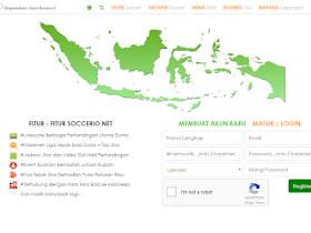 Pencinta Sepak Bola wajib menggunakan Sosial Media asal Indonesia ini! Soccerio.net - Responsive Blogger Template