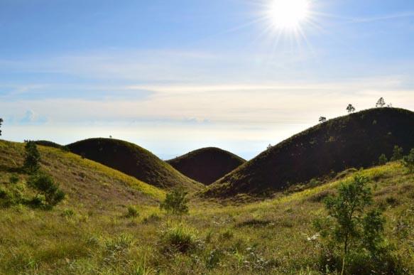 Gunung Prau, View Matahari Terbit Terbaik di Asia Tenggara  Gunung Prau, View Matahari Terbit Terbaik di Asia Tenggara