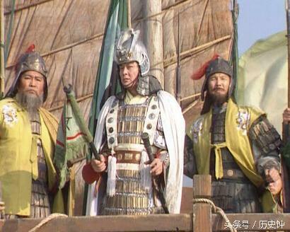 จิวยี่ จากละครโทรทัศน์เรื่องสามก๊ก ฉบับปี 1994