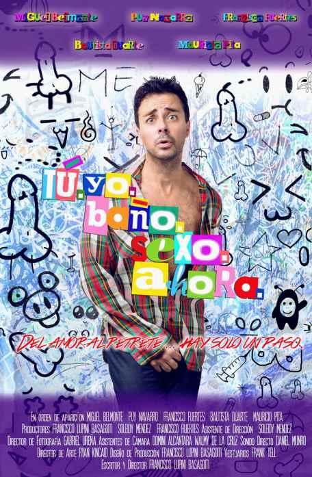 Tú. Yo. Baño. Sexo. Ahora - You. Me. Bathroom. Sex. Now - CORTO - España - 2016