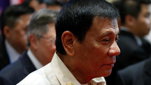 EEUU advierte a Duterte ante su retórica antiestadounidense