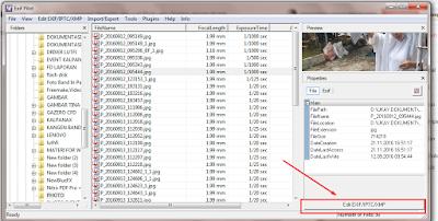 Cara mengganti Metadata atau exif Photo atau Gambar dengan Mudah