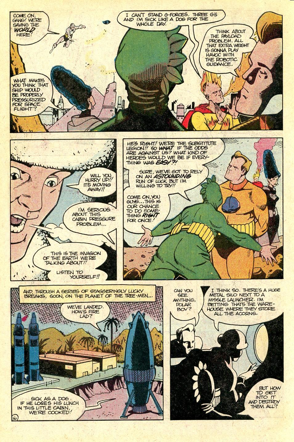 Read online Secret Origins (1986) comic -  Issue #37 - 18