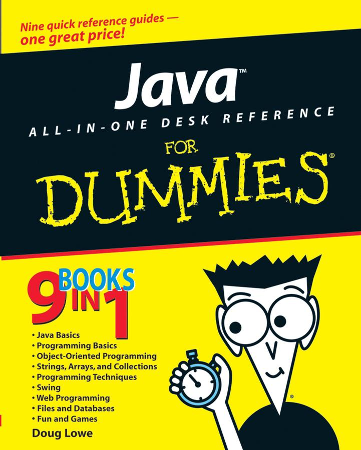 Java All-In-One Desk Reference For Dummies, 2nd Edition